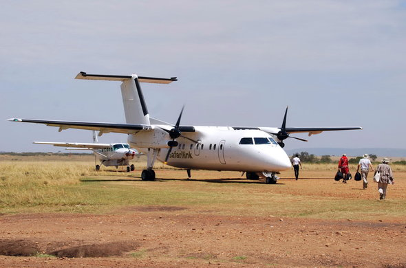 Flying to Masai Mara Safari Package