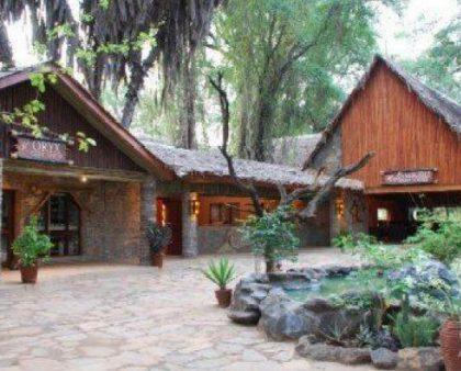 Samburu game lodge 1