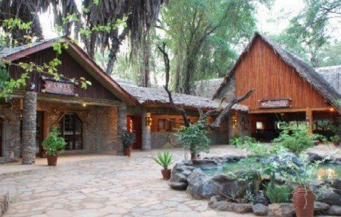 Samburu game lodge 1