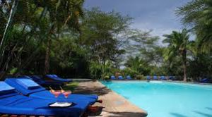 Sarova Lion Hill swiming pool
